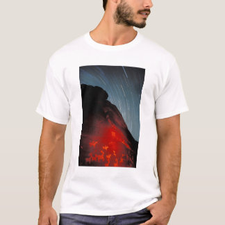 USA, Utah, Arches National Park, Petroglyphs T-Shirt