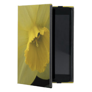 USA, Utah, Cache Valley Daffodils Cover For iPad Mini