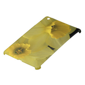 USA, Utah, Cache Valley Daffodils iPad Mini Cases
