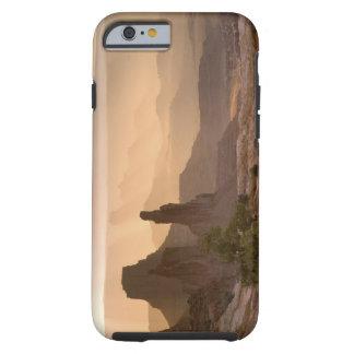 USA; Utah; Canyonlands National Park. View of Tough iPhone 6 Case