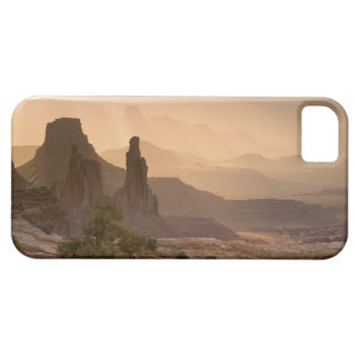 USA; Utah; Canyonlands National Park. View of iPhone 5 Case
