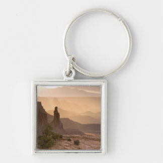 USA; Utah; Canyonlands National Park. View of Keychain