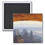 USA, Utah, Canyonlands National Park, View of Magnets