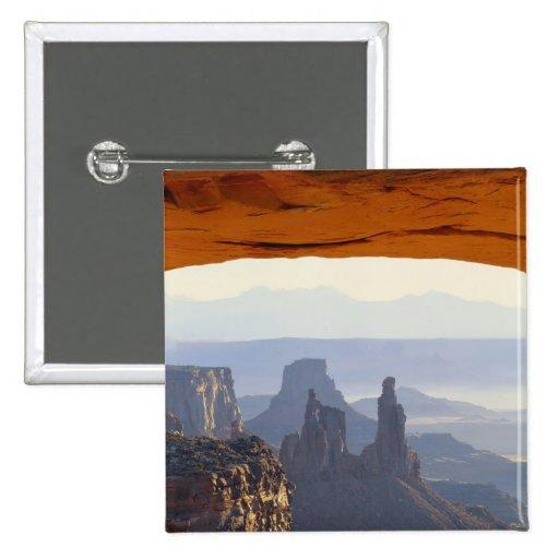 USA, Utah, Canyonlands National Park, View of Pins