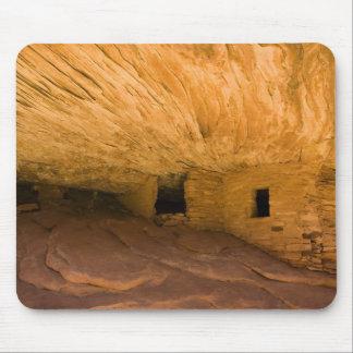 USA, Utah, Cedar Mesa, Mule Canyon. Sandstone Mouse Pad