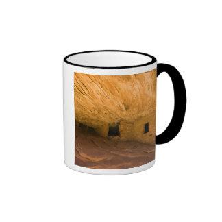 USA, Utah, Cedar Mesa, Mule Canyon. Sandstone Ringer Mug
