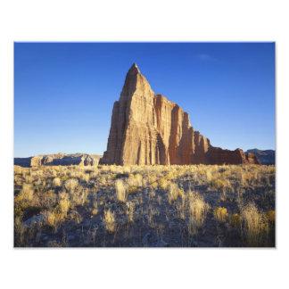USA, Utah, Colorado Plateau, Lower Cathedral Photo Print