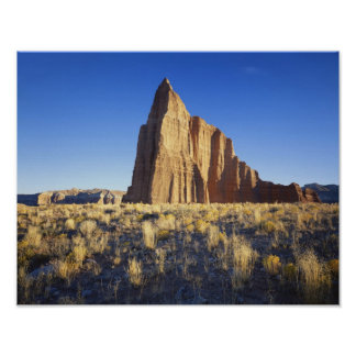 USA, Utah, Colorado Plateau, Lower Cathedral Poster