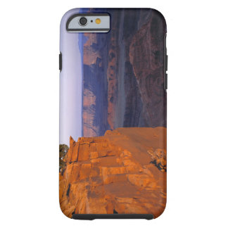USA, Utah, Dead Horse Point SP. Late light turns Tough iPhone 6 Case