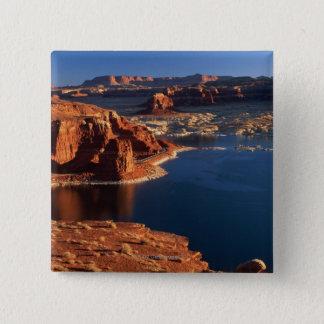 USA, Utah, Glen Canyon National Recreation Area 2 Pinback Button