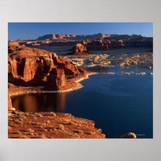 USA, Utah, Glen Canyon National Recreation Area 2 Poster