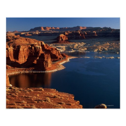 USA, Utah, Glen Canyon National Recreation Area 2 Posters