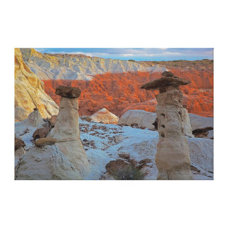 USA, Utah, Grand Staircase Escalante-National 2 Canvas Print