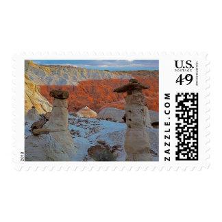 USA, Utah, Grand Staircase Escalante-National 2 Postage