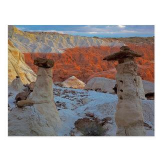 USA, Utah, Grand Staircase Escalante-National 2 Postcard