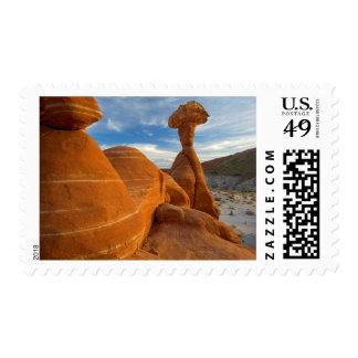 USA, Utah, Grand Staircase Escalante-National Postage