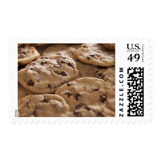 USA, Utah, Lehi, Chocolate cookies Postage Stamp