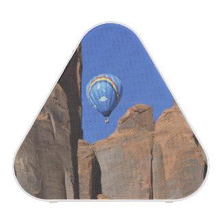 USA, Utah, Monument Valley. A rainbow hot-air Bluetooth Speaker