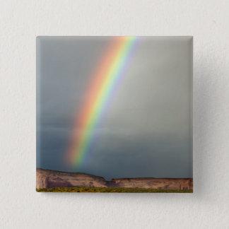 USA, Utah, Monument Valley Navajo Tribal Park. 2 Pinback Button