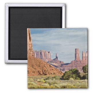 USA, Utah, Monument Valley Navajo Tribal Park. Magnet