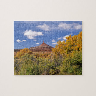USA Utah near Canyonlands National Park on Puzzles