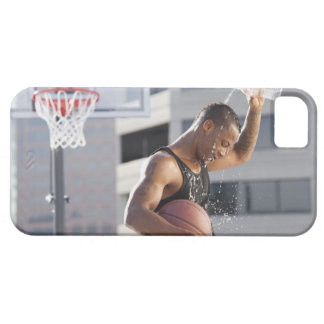 USA, Utah, Salt Lake City, basketball player iPhone SE/5/5s Case