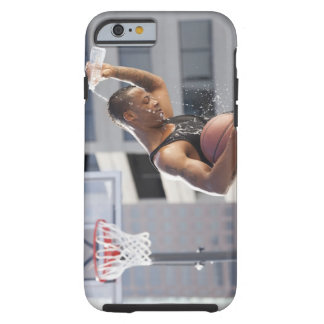 USA, Utah, Salt Lake City, basketball player Tough iPhone 6 Case