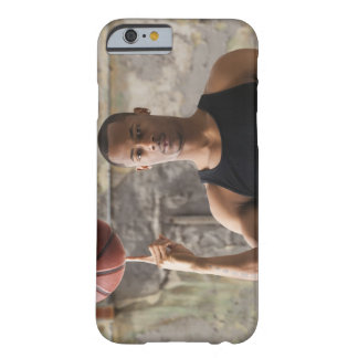 USA, Utah, Salt Lake City, Portrait of young man Barely There iPhone 6 Case