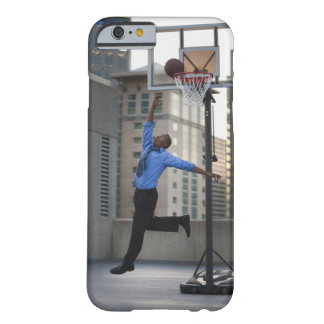USA, Utah, Salt Lake City, Young businessman Barely There iPhone 6 Case