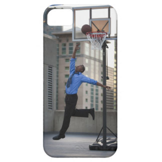 USA, Utah, Salt Lake City, Young businessman iPhone SE/5/5s Case