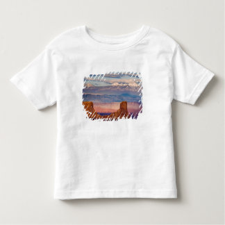 USA, Utah. Scenic of La Sal Mountains from Dead Toddler T-shirt