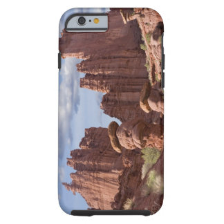 USA, Utah. View of Fisher Towers. Credit as: Don Tough iPhone 6 Case