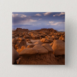 USA; Utah. View of Goblin Valley State Park at Button