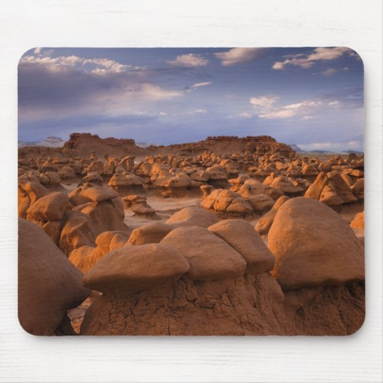 USA; Utah. View of Goblin Valley State Park at Mouse Pad