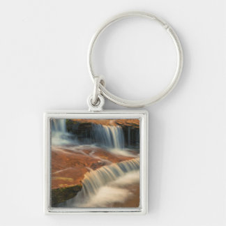 USA, Utah, Zion National Park. Scenic from 2 Keychain