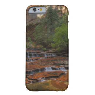 USA, Utah, Zion National Park.  Scenic from the Barely There iPhone 6 Case