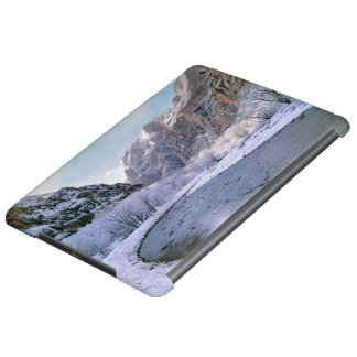 USA, Utah, Zion NP. New snow covers the canyon Case For iPad Air