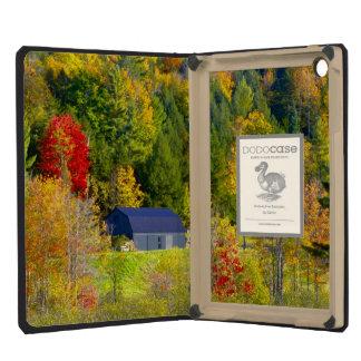 USA, Vermont. Fall foilage along Highway 100. iPad Mini Retina Cover