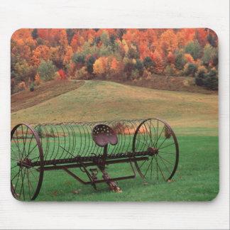 USA, Vermont, Farm. Mouse Pad