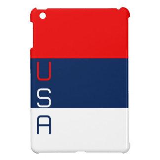 USA Vertical Striped Case For The iPad Mini