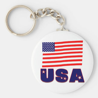 USA Veteran Apparel & Merchandise Keychain