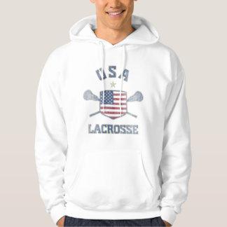 USA-Vintage Hoody