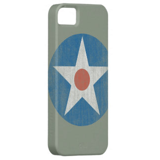 USA vintage iphone 5 case