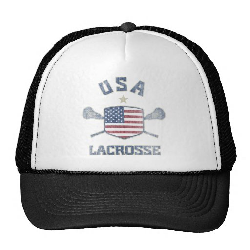 USA-Vintage Trucker Hat