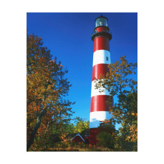 USA, Virginia, Assateague Island, Chincoteague Gallery Wrapped Canvas