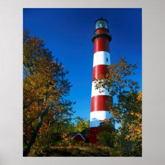 USA, Virginia, Assateague Island, Chincoteague Print