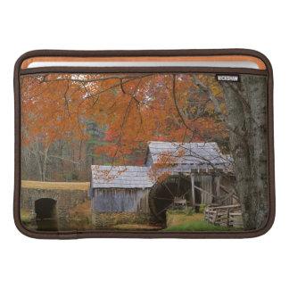 USA, Virginia, Blue Ridge Parkway, Autumn Sleeves For MacBook Air