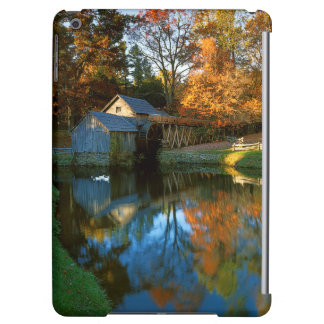 USA, Virginia, Blue Ridge Parkway, Mabry Mill iPad Air Covers