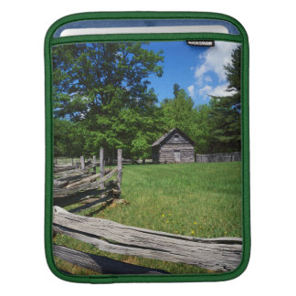 USA, Virginia, Blue Ridge Parkway, The Puckett 2 iPad Sleeve