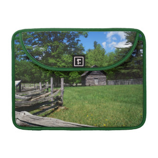 USA, Virginia, Blue Ridge Parkway, The Puckett 2 Sleeve For MacBook Pro